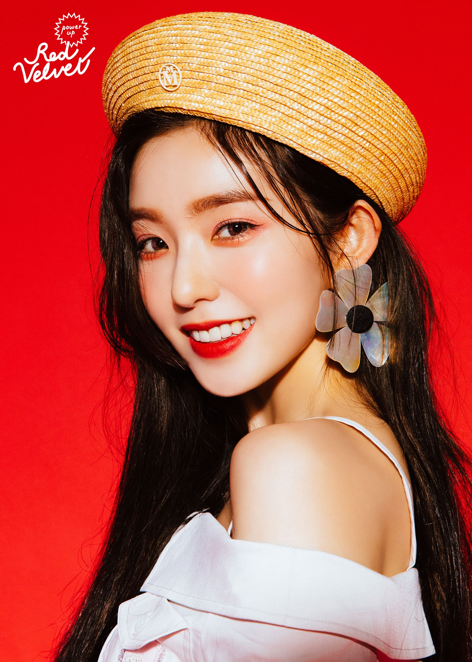 "Irene's teaser image for ""Summer Magic"""