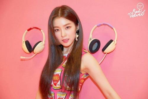 Red Velvet Bilder Irene Teaser Image For Power Up Hintergrund And