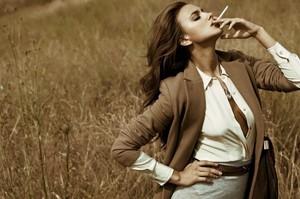 Irina Shayk covers Elle Spain [November 2010]