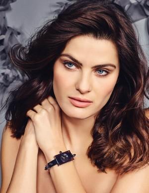 Isabeli Fontana fo Holt Renfrew Jewels [2018 Campaign]