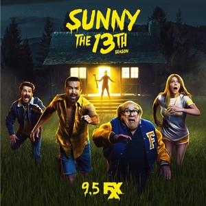 It's Always Sunny in Philadelphia - Sunny the 13th Poster