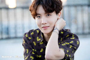 J-Hope x Dispatch