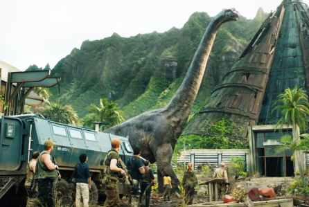 Jurassic World achtergrond entitled JW 2 Fallen Kingdom