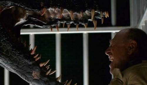 Jurassic World karatasi la kupamba ukuta entitled JW 2 Fallen Kingdom