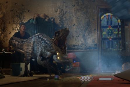 Jurassic World achtergrond titled JW 2 Fallen Kingdom