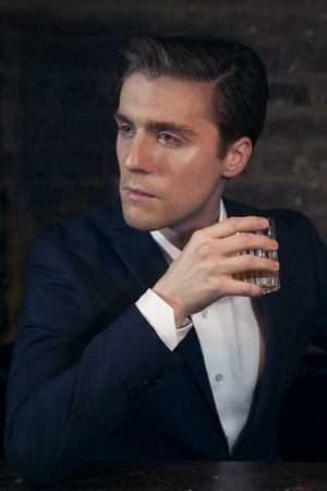 Jack Farthing Photoshoot at Nuit Magazine