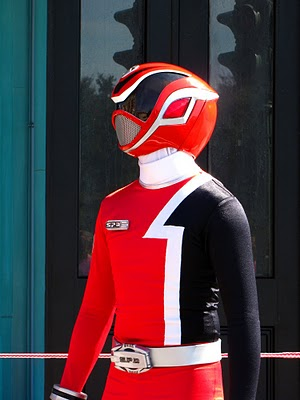 Jack Landors/SPD Red Ranger (from Power Rangers SPD)