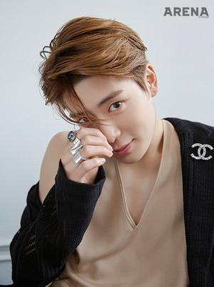 Jaehyun ( NCT) Arena Homme Plus Magazine June Issue  18