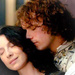 Jamie and Claire|| ícone for Nerea