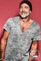 Jeffrey Dean Morgan ~ EW SDCC 2018 Portrait - the-walking-dead photo