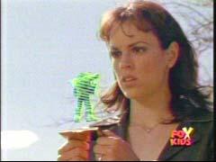 Jen pink Time Force Ranger