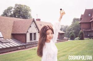 Jennie for 'Cosmopolitan'
