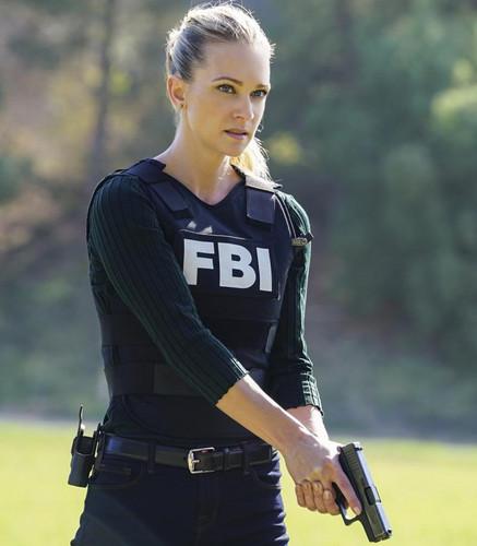 Criminal Minds wallpaper entitled Jennifer.