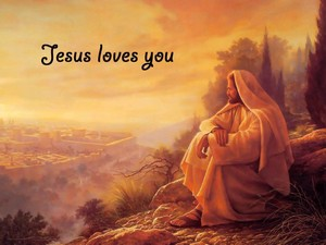 Jesus Loves آپ