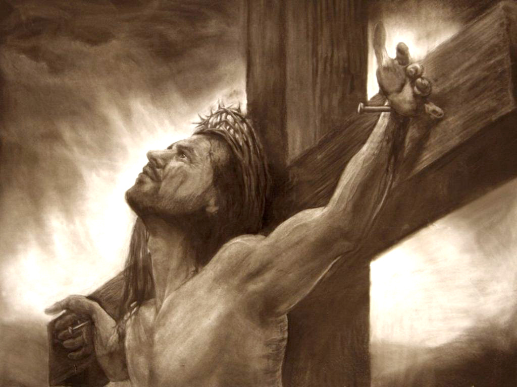 jesus images jesus on the cross hd wallpaper and background photos