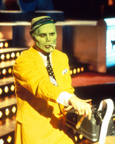 Jim Carrey In The Mask 1994 Premium Photograph And Poster 1008946 34144 1432431308 386 513 The Mask Foto 41486371 Fanpop