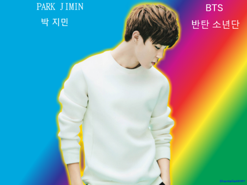 Jimin (BTS) wolpeyper entitled Jimin