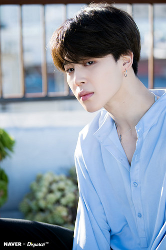 Jimin (BTS) پیپر وال titled Jimin x Dispatch