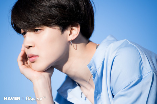 Jimin (BTS) پیپر وال entitled Jimin x Dispatch