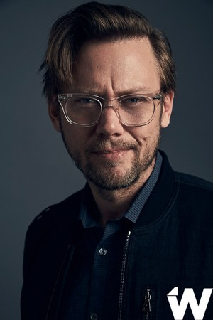 Jimmi Simpson ~ The membungkus, bungkus ~ April 2018