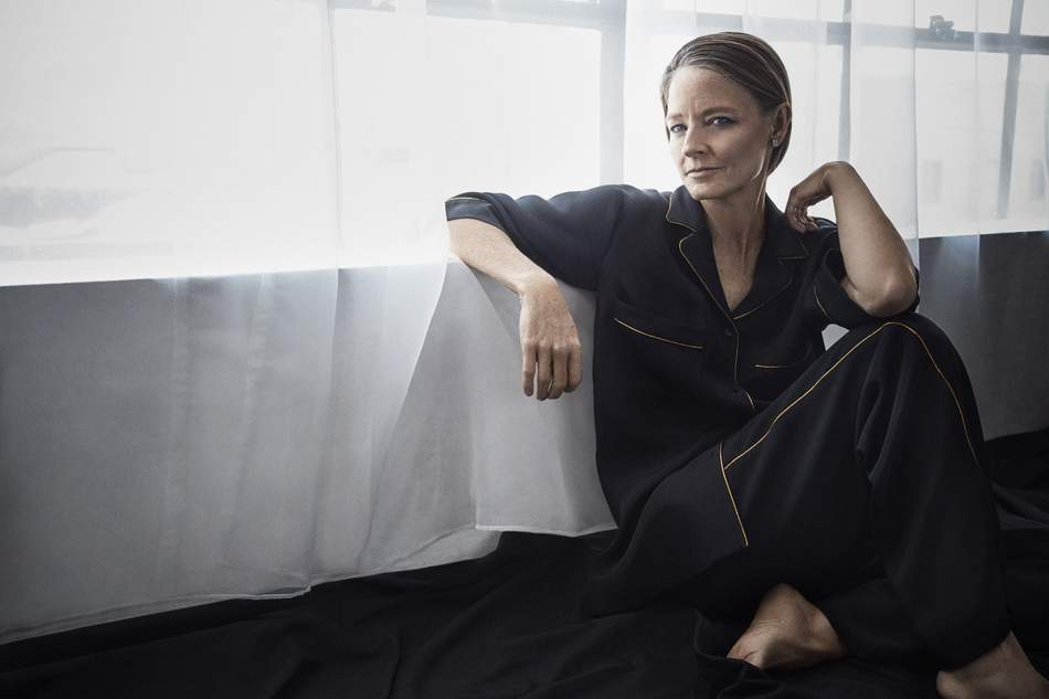 Jodie Foster - Net-A-Porter Photoshoot - 2018