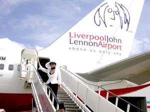 John Lennon Airport,Liverpool
