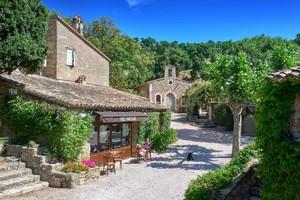 Johnny Depp's Former Estate In France