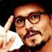 Johnny icon - johnny-depp icon