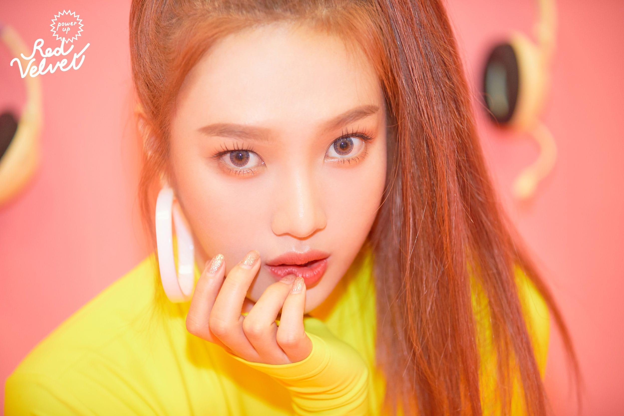 Red Velvet Bilder Joy S Teaser Image For Summer Magic Hd