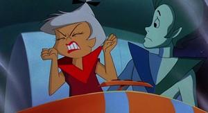 Judy Angry
