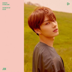 Jun individual teaser image for 'You Make My Day'