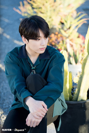 Jungkook x Dispatch