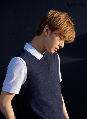 Jungwoo (NCT) Arena Homme Plus Magazine May Issue 18