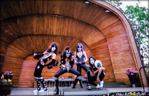 Kiss ~Stockholm, Sweden...May 28, 1976