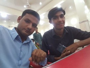 Karachi boy