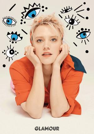 Kate McKinnon - Glamour Photoshoot - 2018