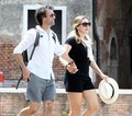Kate and her husband Ned in Venice - kate-winslet photo