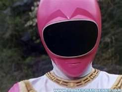 Katherine Morphed As The rosa Zeo Ranger