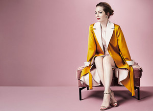 Katherine Parkinson for Du Magazine