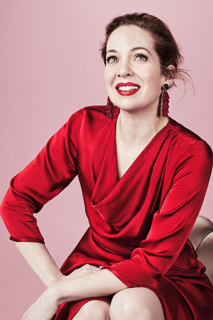 Katherine Parkinson for tu Magazine
