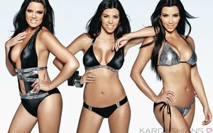 Khloe, Kim and Kourtney achtergrond