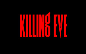 Killing Eve - Logo Wallpaper
