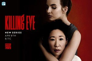 Killing Eve - Season 1 Poster