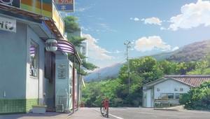 Kimi no Na wa Background
