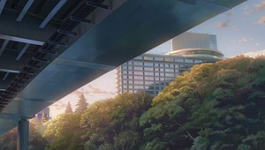Kimi no Na wa Background