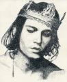 King Johnny Christopher II - johnny-depp fan art