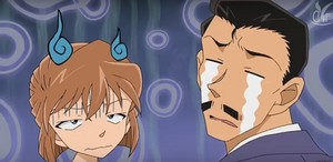 Kogoro and Haibara