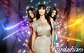 Kourtney, Khloe and Kim Wallpaper - kourtney-kardashian wallpaper