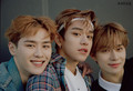 Kun ,Lucas, Jungwoo (NCT) Arena Homme Plus Magazine May Issue 18