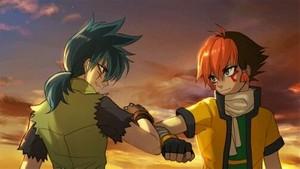 Kyouya and Nile